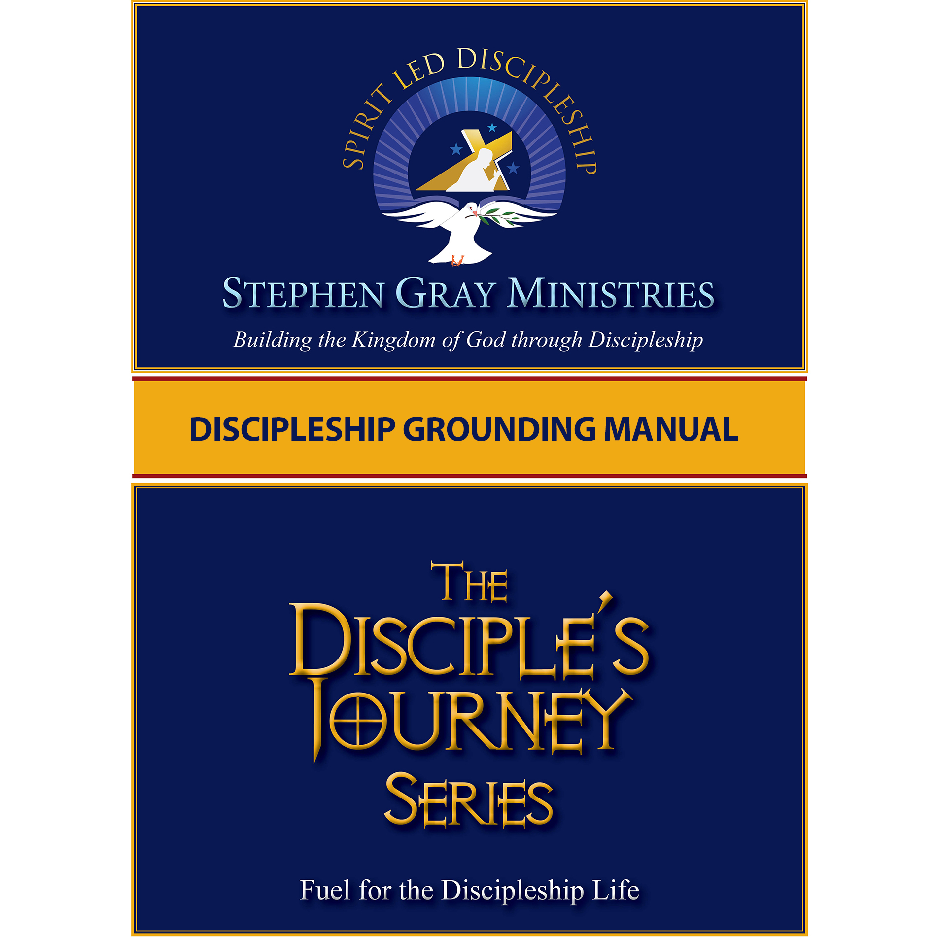 Discipleship Manual Training For Trainers Series